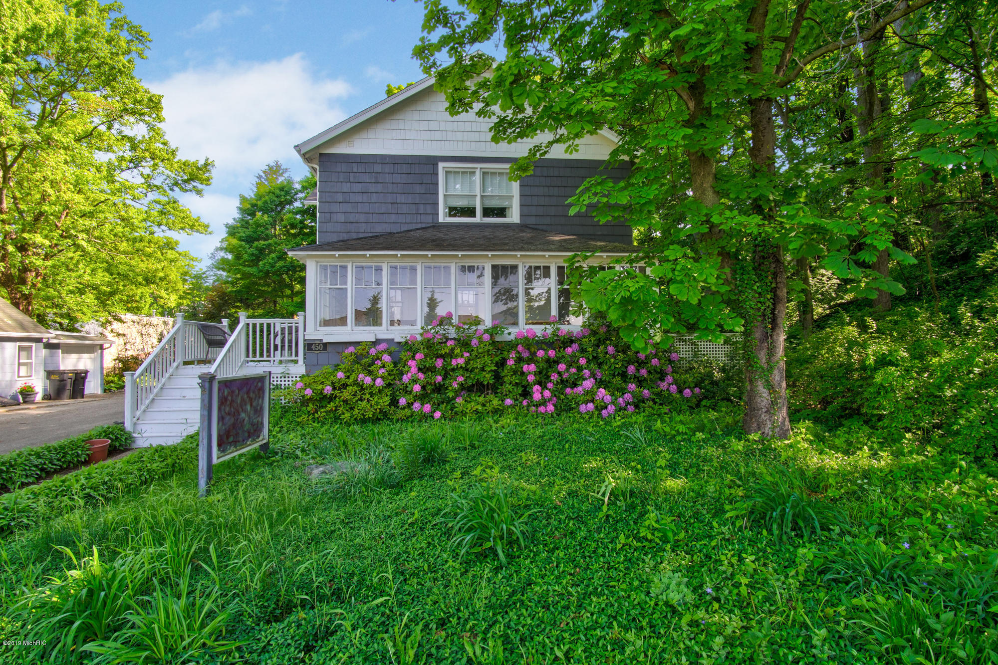 Photo for 450 Culver Street, Saugatuck, MI 49453 (MLS # 18056547)