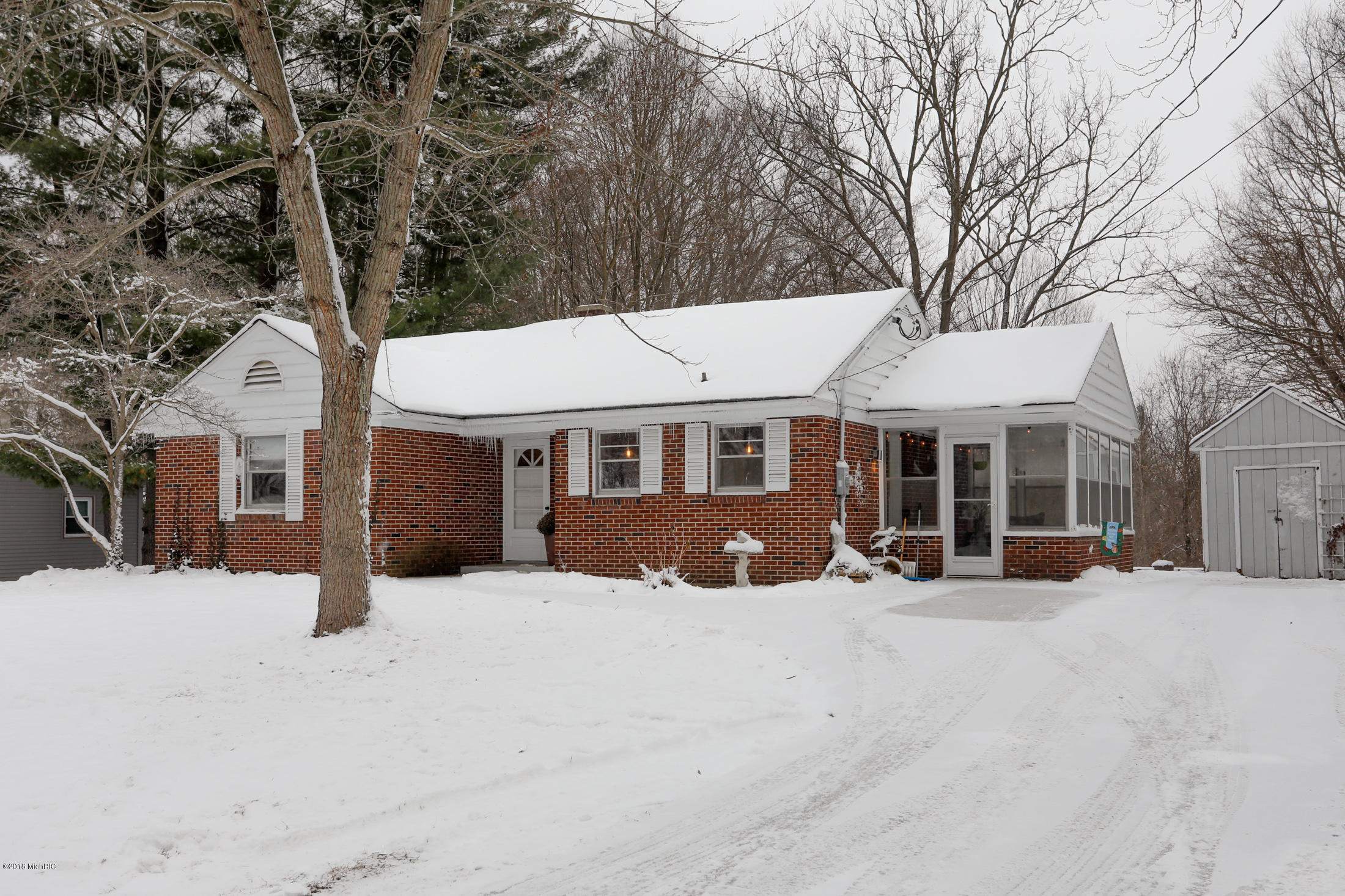 Photo for 204 Thomas Street, Allegan, MI 49010 (MLS # 18056688)