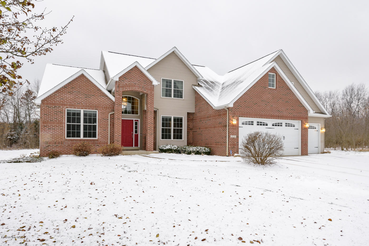 Photo for 8759 Camomile Drive, Augusta, MI 49012 (MLS # 18057366)