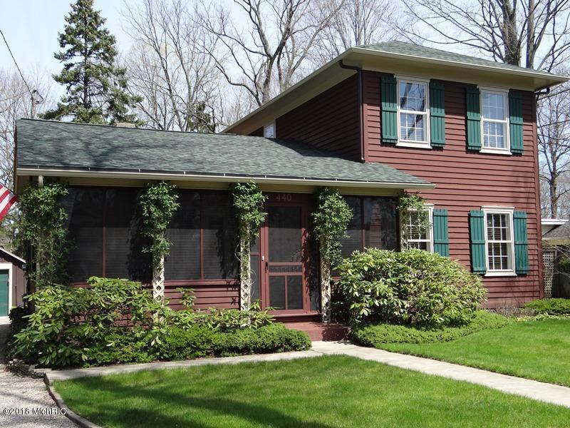 Photo for 440 Spear Street, Saugatuck, MI 49453 (MLS # 18058361)