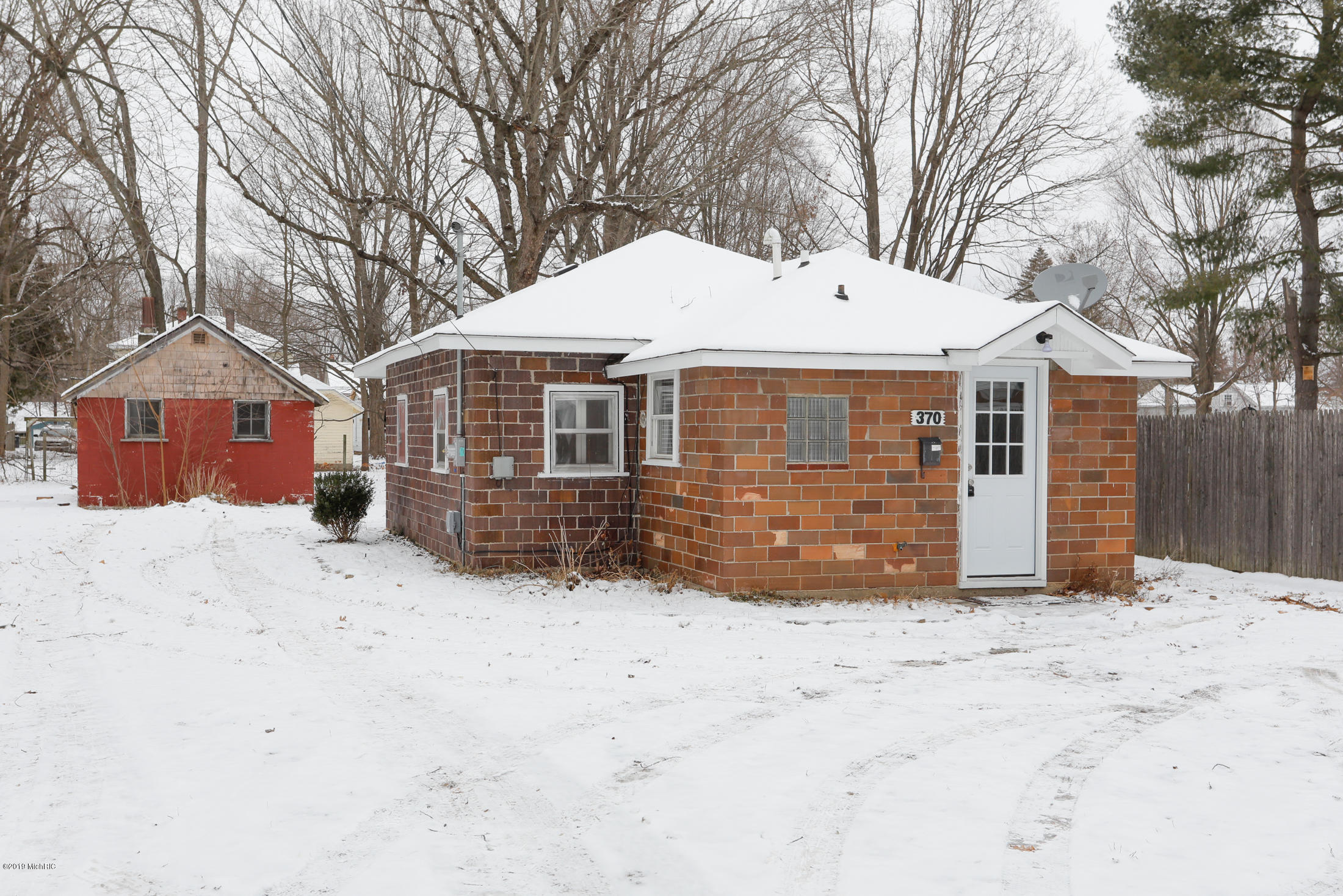 Photo for 370 W Franklin Street, Otsego, MI 49078 (MLS # 19001823)