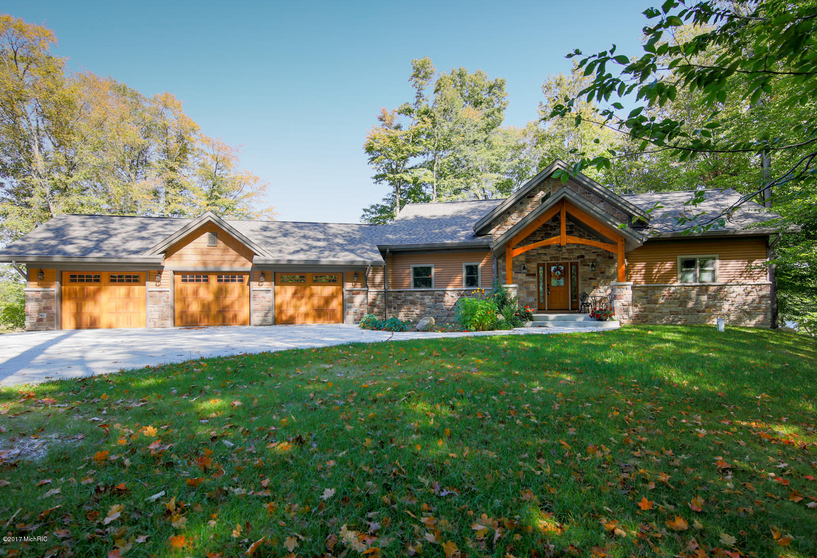 Photo for 1499 Timber Ridge Bay Drive, Allegan, MI 49010 (MLS # 19002606)