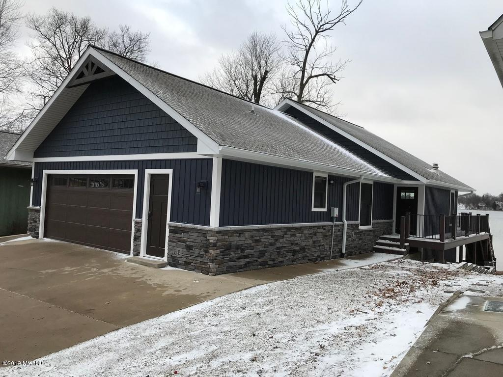 Photo for 10991 Long Point Drive, Plainwell, MI 49080 (MLS # 19009922)