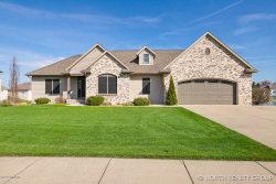 Photo of 1571 Lakeside Drive, Hudsonville, MI 49426 (MLS # 19016083)