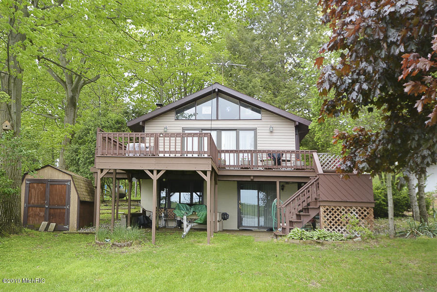 Photo for 52355 Silver Saddle Drive, Grand Junction, MI 49056 (MLS # 19025021)