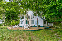 Photo of 570 Shorewood Drive, Saugatuck, MI 49453 (MLS # 19039754)