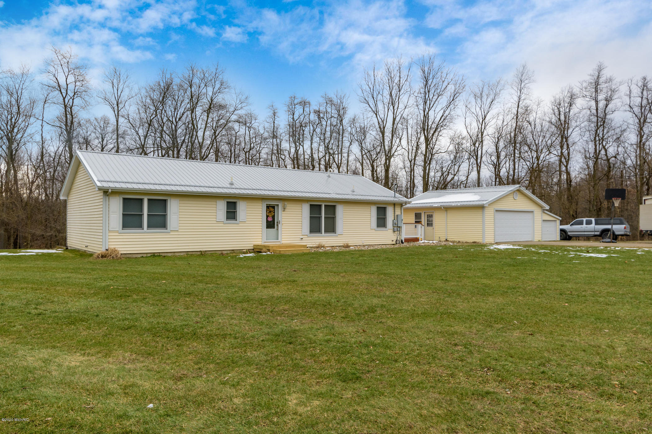 Photo for 8441 32nd Street, Gobles, MI 49055 (MLS # 20001203)
