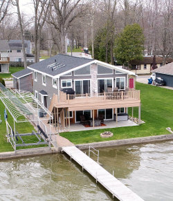 Photo of 3179 Sandy Beach Road, Wayland, MI 49348 (MLS # 20013716)