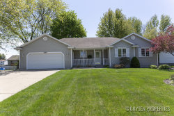Photo of 5546 Estate Road, Allendale, MI 49401 (MLS # 20017592)