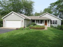 Photo of 3396 River Ridge Drive, Allegan, MI 49010 (MLS # 20038348)
