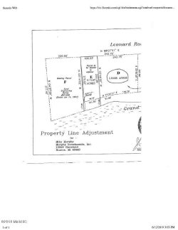 Photo of Lot D Leonard Road, Coopersville, MI 49404 (MLS # 19030559)