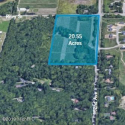 Photo of 152nd Ave & Riley St, Unit 20.55 Acres, Holland, MI 49424 (MLS # 19056991)