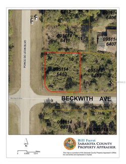 Photo of BECKWITH AVE, NORTH PORT, FL 34291 (MLS # C7405618)