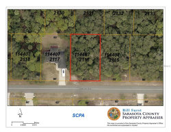 Photo of LOT 16 Adelaide Ave, NORTH PORT, FL 34288 (MLS # C7406684)