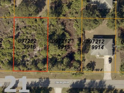 Photo of DELONG AVE, NORTH PORT, FL 34291 (MLS # C7411424)