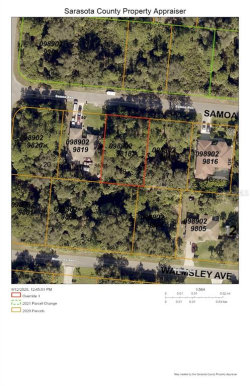 Photo of SAMOA AVE, NORTH PORT, FL 34287 (MLS # C7433125)