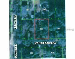 Photo of EAGLE LAKE AVE, NEW PORT RICHEY, FL 34654 (MLS # T2758576)