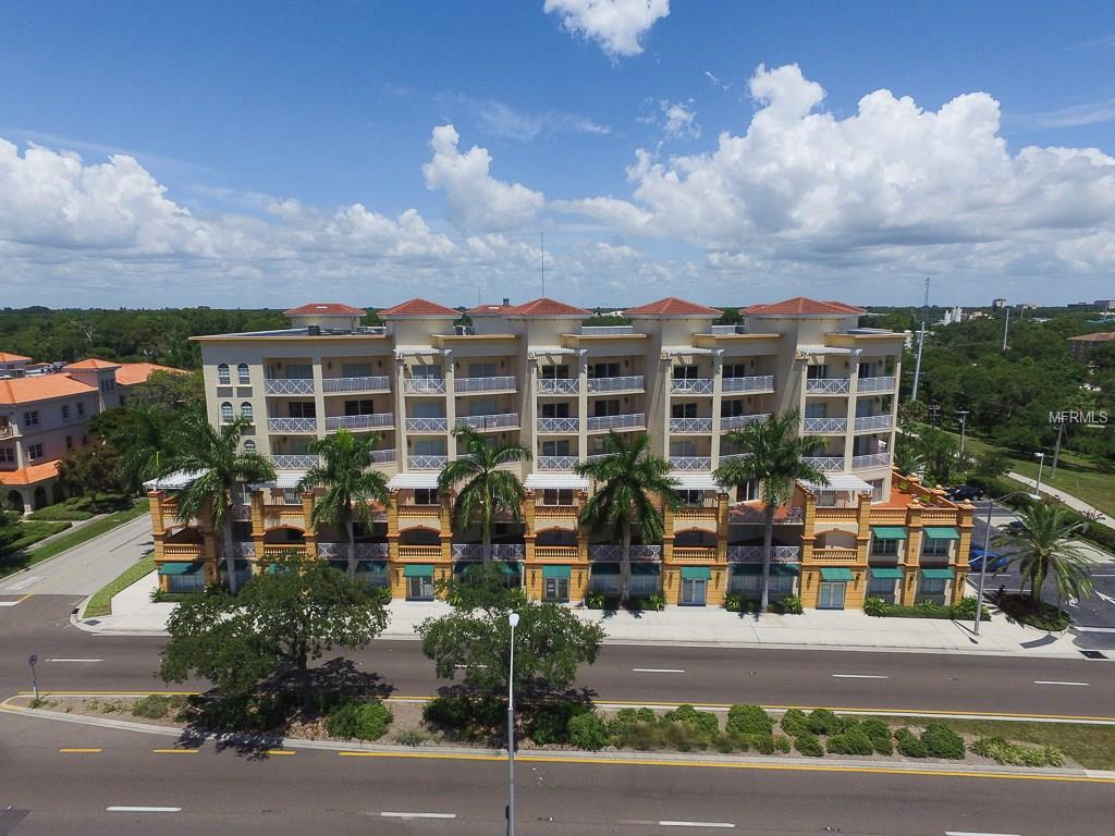Photo for 1188 N Tamiami Trail, Unit 203, SARASOTA, FL 34236 (MLS # A4158333)