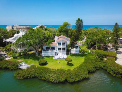 Photo of 12 N Casey Key Road, OSPREY, FL 34229 (MLS # A4402593)