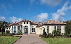 Photo of 5409 Greenbrook Drive, SARASOTA, FL 34238 (MLS # A4403482)