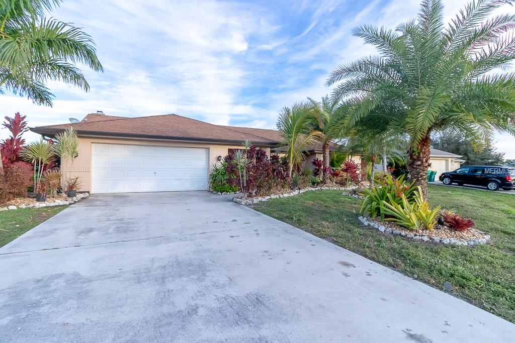 Photo for 2168 Taipei Court, PUNTA GORDA, FL 33983 (MLS # A4423455)