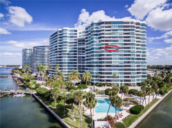 Photo of 888 Blvd Of The Arts, Unit 1103, SARASOTA, FL 34236 (MLS # A4427945)