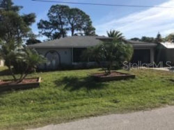 Photo of 107 Segovia Court, NORTH PORT, FL 34287 (MLS # A4452378)