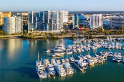 Photo of 1155 N Gulfstream Avenue, Unit 1708, SARASOTA, FL 34236 (MLS # A4468119)