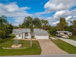 Photo of 9082 Apple Valley Avenue, ENGLEWOOD, FL 34224 (MLS # D6103990)