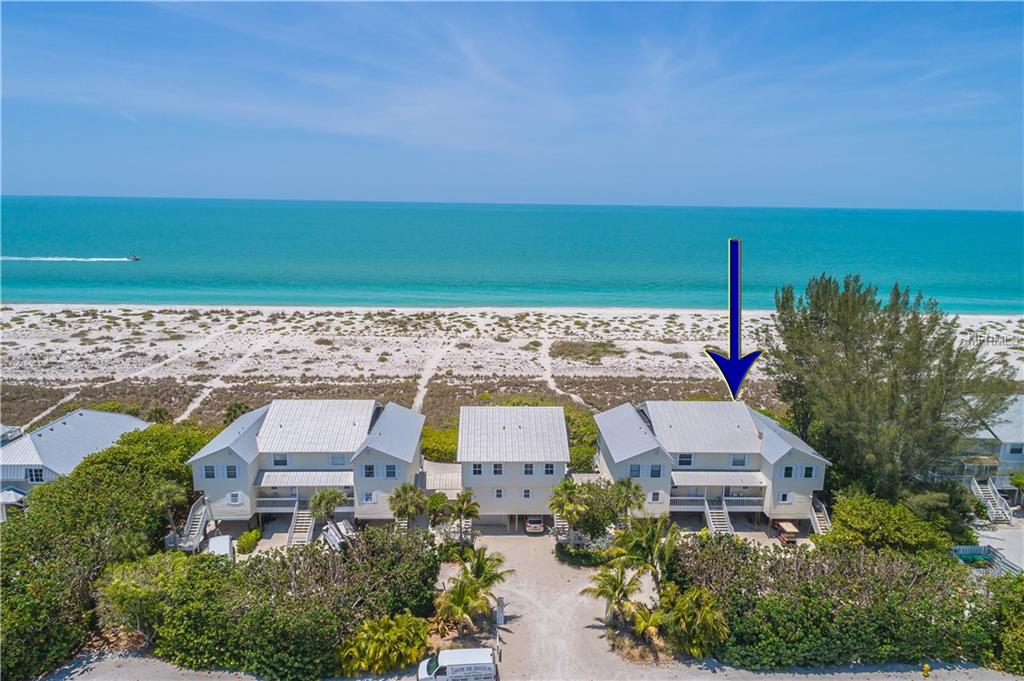 Photo for 460 Gulf Boulevard, Unit 2, BOCA GRANDE, FL 33921 (MLS # D6104216)