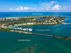 Photo of 5820 Gasparilla Road, Unit Slip 24, BOCA GRANDE, FL 33921 (MLS # D6107787)