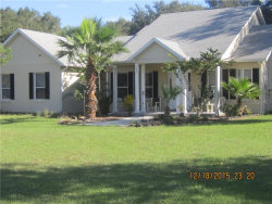 Photo of 9622 Dr Baker Road, GROVELAND, FL 34736 (MLS # G5036373)