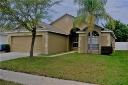 Photo of 8306 Carriage Pointe Drive, GIBSONTON, FL 33534 (MLS # O5771027)