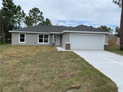 Photo of 5156 Sw 196th Avenue, DUNNELLON, FL 34431 (MLS # OM604158)