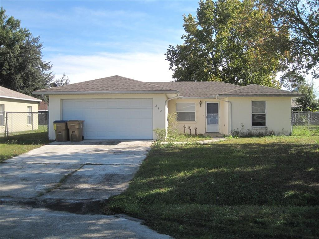 Photo for 242 Cheshire Court, KISSIMMEE, FL 34758 (MLS # S5027089)
