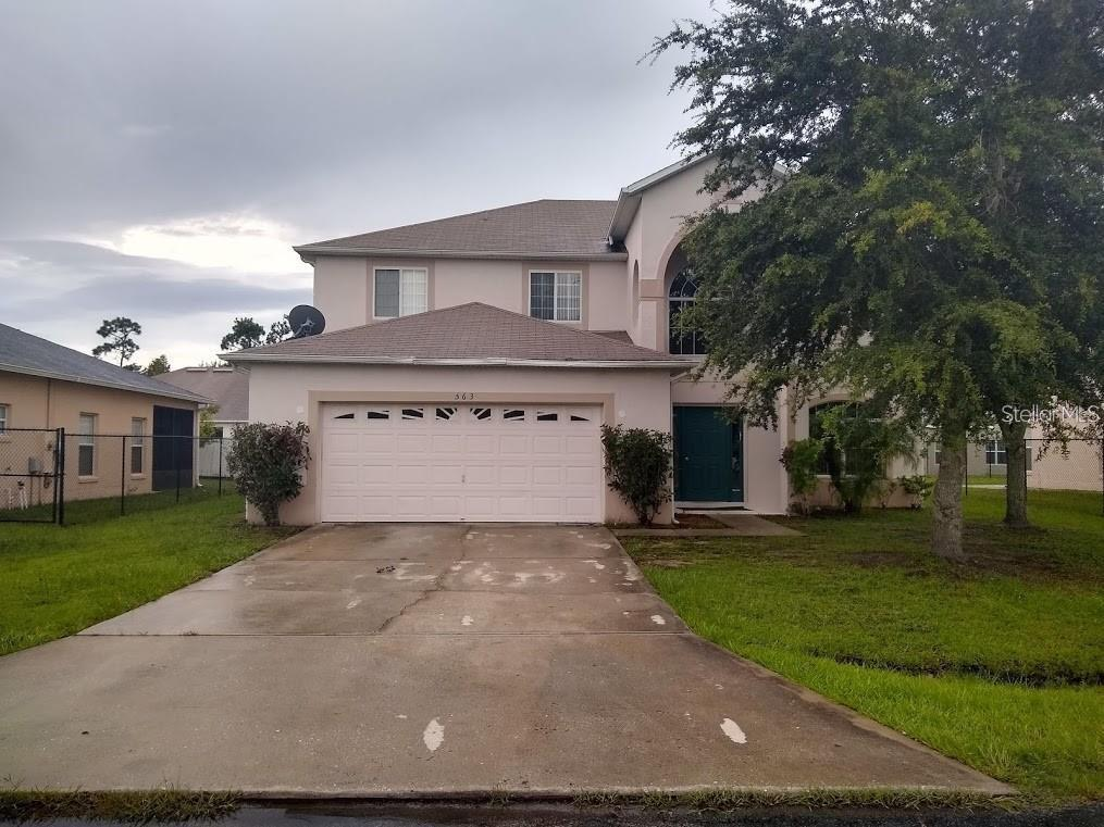 Photo for 563 Bristol Circle, KISSIMMEE, FL 34758 (MLS # S5028558)