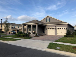 Photo of 9519 Waterway Passage Drive, WINTER GARDEN, FL 34787 (MLS # S5028978)