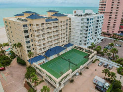 Photo of 1370 Gulf Boulevard, Unit 401, CLEARWATER BEACH, FL 33767 (MLS # T3108891)