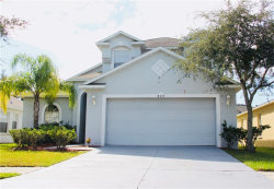 Photo of 8215 Carriage Pointe Drive, GIBSONTON, FL 33534 (MLS # T3141166)