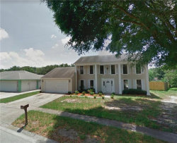 Photo of 4104 Woodside Manor Drive, TAMPA, FL 33624 (MLS # T3148554)