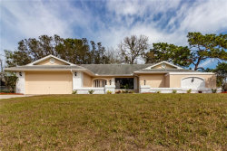 Photo of 15213 Woodcrest Road, BROOKSVILLE, FL 34604 (MLS # T3155961)