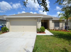 Photo of 8421 Carriage Pointe Drive, GIBSONTON, FL 33534 (MLS # T3171433)