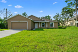 Photo of 12458 Fish Cove Drive, SPRING HILL, FL 34609 (MLS # T3188945)