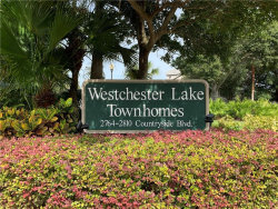 Photo of 2804 Countryside Boulevard, Unit 1, CLEARWATER, FL 33761 (MLS # T3194076)