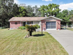 Photo of 2221 Bishop Road, SPRING HILL, FL 34608 (MLS # T3197453)
