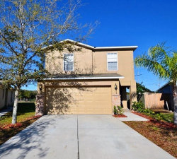 Photo of 8014 Carriage Pointe Drive, GIBSONTON, FL 33534 (MLS # T3198449)