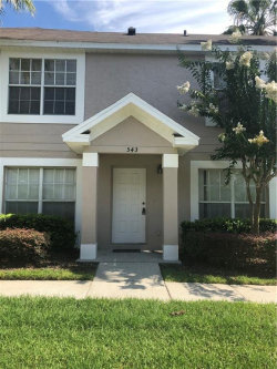 Photo of 543 Kensington Lake Circle, BRANDON, FL 33511 (MLS # T3198452)