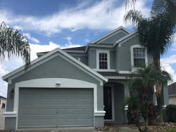 Photo of 7603 Mariners Harbour Drive, WESLEY CHAPEL, FL 33545 (MLS # T3211953)