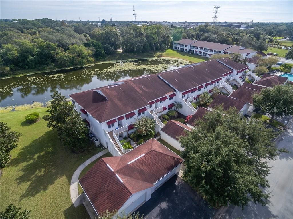 Photo for 1440 Water View Drive W, Unit 201, LARGO, FL 33771 (MLS # T3213052)
