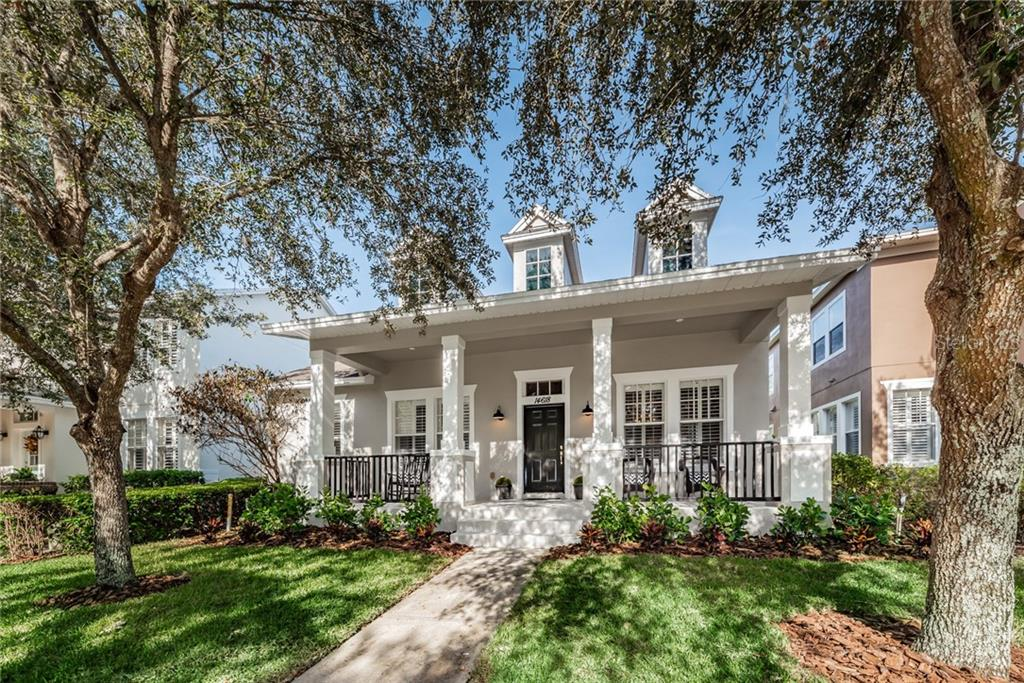 Photo for 14618 Canopy Drive, TAMPA, FL 33626 (MLS # T3214811)